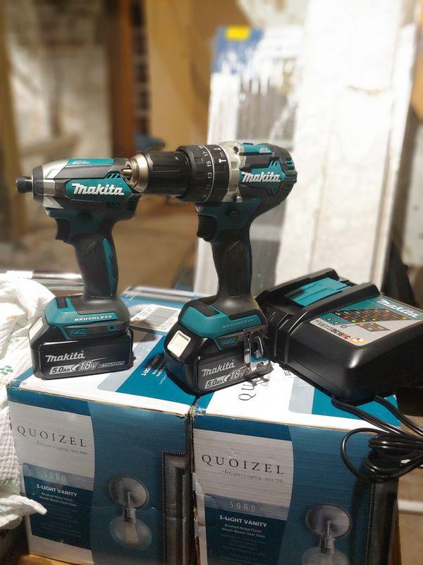 Makita 18v brushless kit