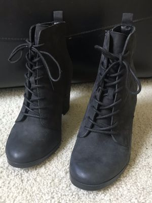 Aldo Neilly Black Boots Size 6.5 for Sale in Gresham, OR