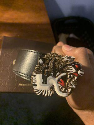 GUCCl belt for Sale in Accokeek, MD
