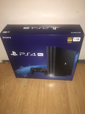 Sony PS4 Pro 1TB for Sale in Columbus, OH