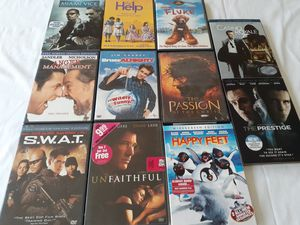DVD'S $2 each 3 for $5 for Sale in Orlando, FL