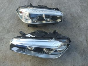 2016-2017-2018 BMW x5 x6 Headlights Front Bumper & Reinforcement for Sale in Los Angeles, CA