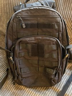 Black 5.11 Tactical Backpack for Sale in Chicago,  IL