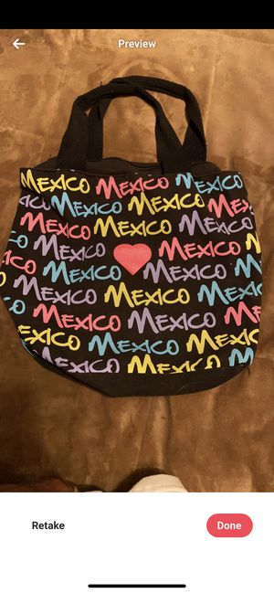 I ❤️ Mexico bag for Sale in Colorado Springs, CO