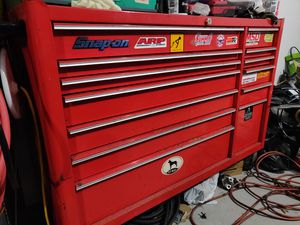 Snap On Double Bank Tool Box KRL for Sale in Stoughton, MA