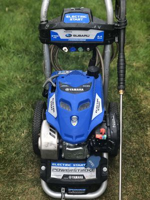 Yamaha Gas Pressure Washer 3100psi for Sale in Renton, WA