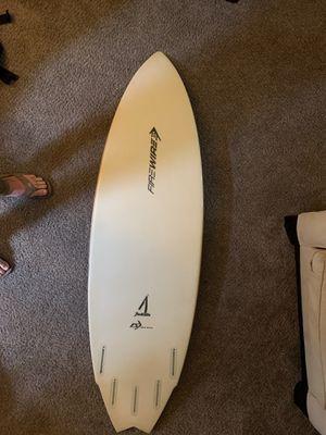 FireWire Jack Knife surfboard short board for Sale in San Diego, CA
