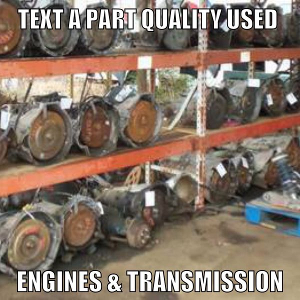 Chevy Engine All Years & Models