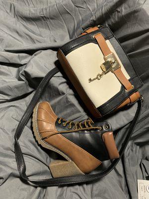 Boot / Aldo Purse for Sale in Detroit, MI