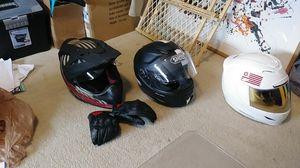Motorcycle gear for Sale in Houston, TX