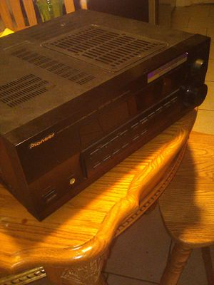 Pioneer Audio Receiver for Sale in Merced, CA