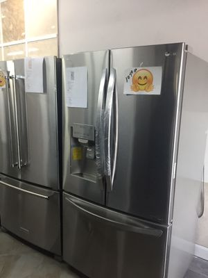 Open box 📦 scratch and dent appliances on sale, refrigerator stainless steel, stoves, dishwashers Washer and Dryer all new for Sale in Fort Lauderdale, FL
