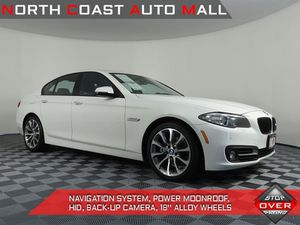 2016 BMW 5 Series for Sale in Akron, OH