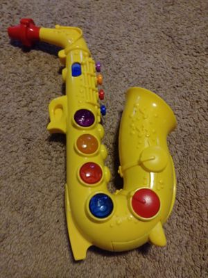 Toy saxophone for Sale in Clackamas, OR