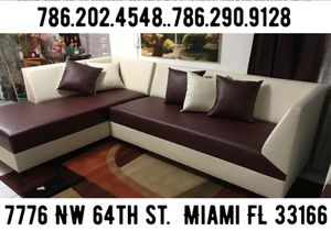 New sofa sectional available for sale for Sale in Miami, FL