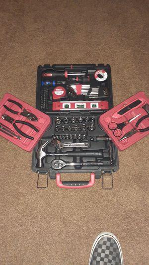 102 piece tool box set for Sale in Tucson, AZ