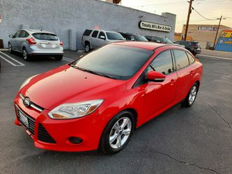 2014 FORD FOCUS  SE  for Sale in FULLERTON, CA