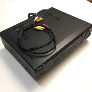 Sony VCR SLV-678HF video cassette recorder VHS player works great! for Sale in Streetsboro, OH