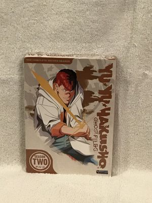 YU Yu Haskusho Ghost Files Season 2. for Sale in Clermont, FL
