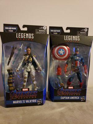 Marvel Legends Avengers Endgame Thor Series for Sale in Woodbridge, VA