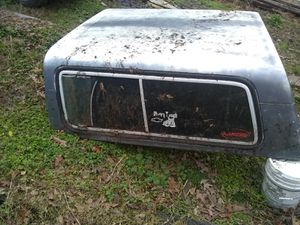 Camper Shell w/ windows for Sale in Porter, TX