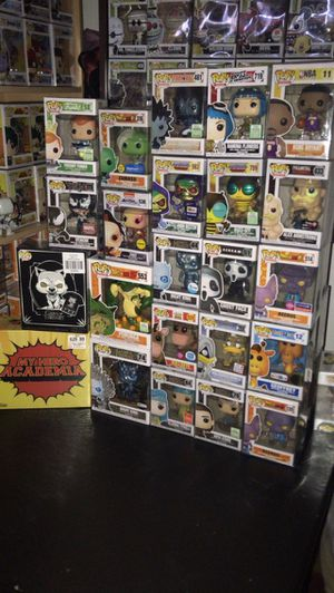 Funko pops for sale or trade for Sale in Huntington Beach, CA