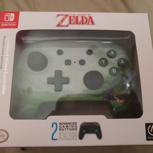 Nintendo Switch Wired Controller Zelda for Sale in Fort Lauderdale, FL