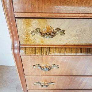 Art deco antique art nevaeu dresser vintage highboy chest. for Sale in Los Angeles, CA