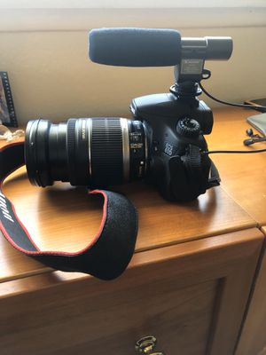 Cannon 60d camera for Sale in Beverly Hills, CA