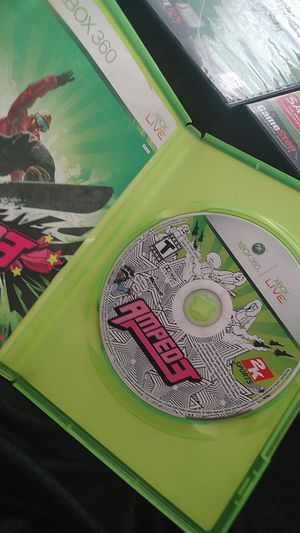 Xbox 360 Games for Sale in Leander, TX