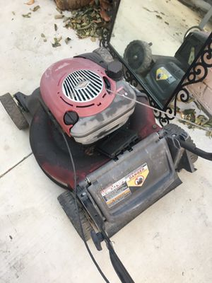 Craftsman lawn mower for Sale in Rancho Cucamonga, CA