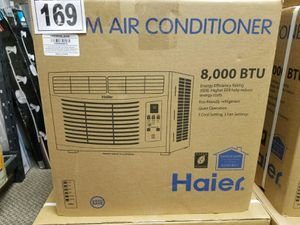 8000 BTU WINDOW AIR CONDITIONER/ AC for Sale in Las Vegas, NV