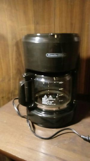 Proctor Silex 12 cup coffee maker for Sale in Parma, OH