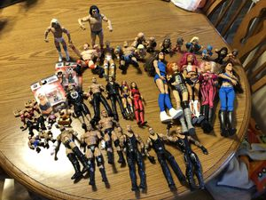 WWE Wrestler Figures for Sale in Arlington Heights, IL