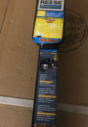 Reese Tow Power 1 1/4 Ball Mount for Sale in Chicago, IL