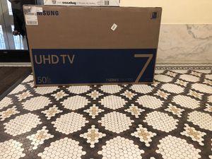 """50"""" 4K Samsung UHDTV 7 Series for Sale in New York, NY"""