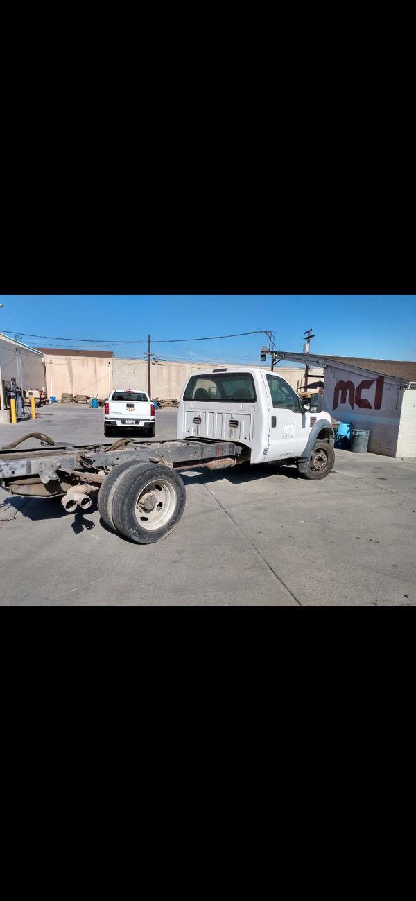 Ford F-450 powerstroke diesel 2008 nice truck