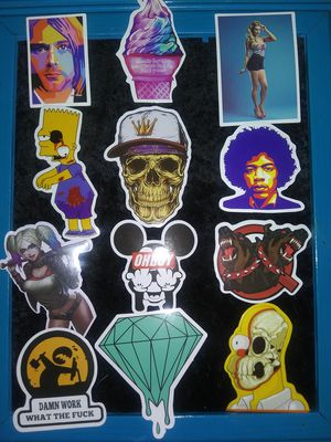 Decals lot for Sale in Abilene, TX