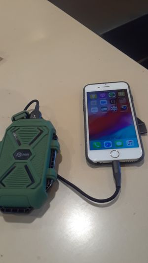 I Phone 6 16gb inc wtrproof pom charger for Sale in West Palm Beach, FL