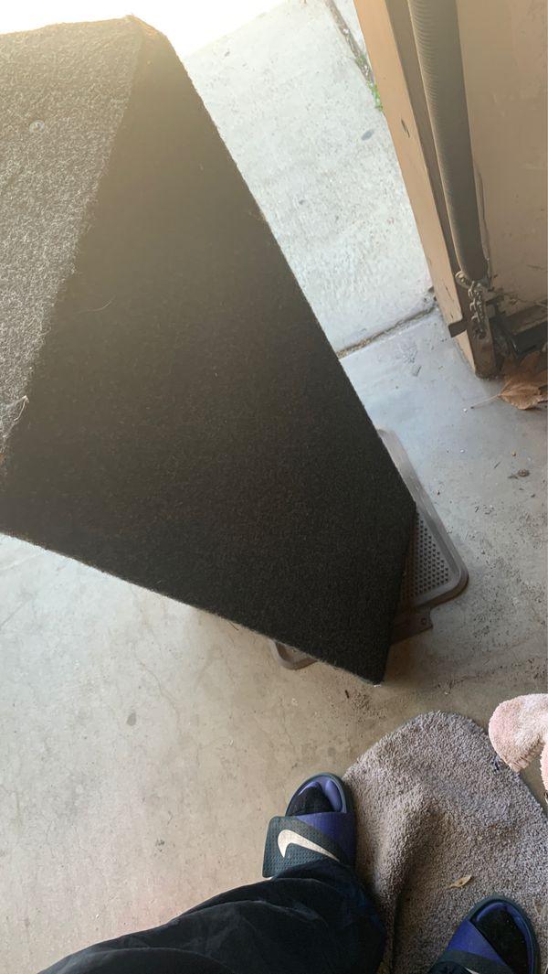 Speaker box 2 12s