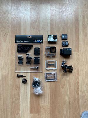 GoPro Hero 4 Black Camera + Accessories for Sale in Seattle, WA