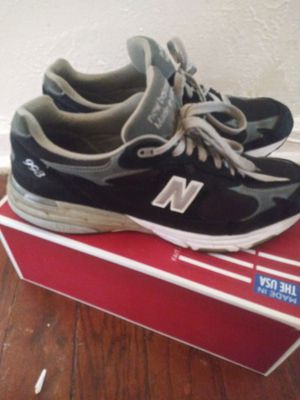 New balance 993s size 12 for Sale in Washington, DC