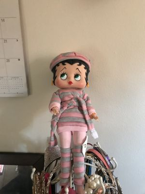 Betty Boop Antique Doll for Sale in Catonsville, MD