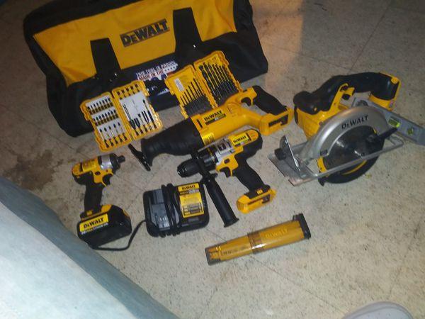 Dewalt drill saw light kit