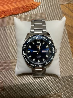 Seiko 5 Sports SRP747J Automatic Watch. Never worn, Still in plastic for Sale in Old Town Manassas, VA