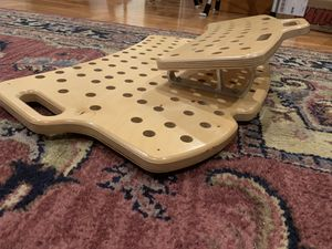 Solid wooden pedal board for Sale in Daly City, CA
