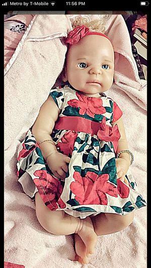 Ivita Silicone Baby Doll $400 Recojer en 12185 sw 26 st Miami Fl 33175 for Sale in Miami, FL