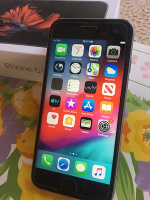 like new perfect condition iPhone 6s 32GB unlocked for MetroPCS AT&T cricket T-Mobile. for Sale in Corona, CA