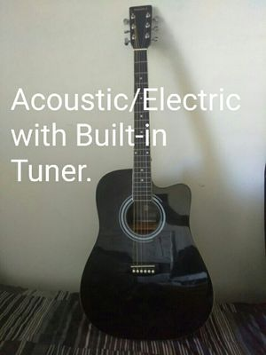 Acoustic Electric guitar. for Sale in Pomona, CA