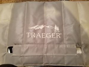 Traeger Pellet BBQ smoker Cover insulated for Sale for sale  Provo, UT